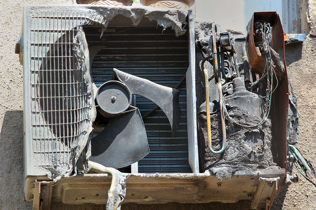 8 Warning Signs That Your Heating and Air Conditioning Unit Can Catch Fire | Tips from Your Fort Worth, TX Repair Service Provider